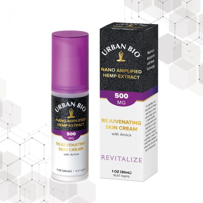 Urban Bio Rejuvenating Skin Cream