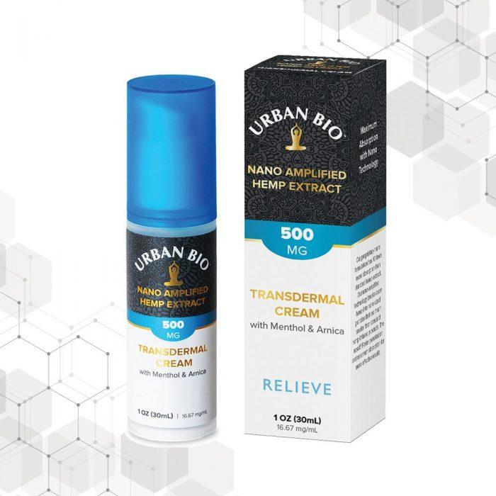 Urban Bio Transdermal Cream