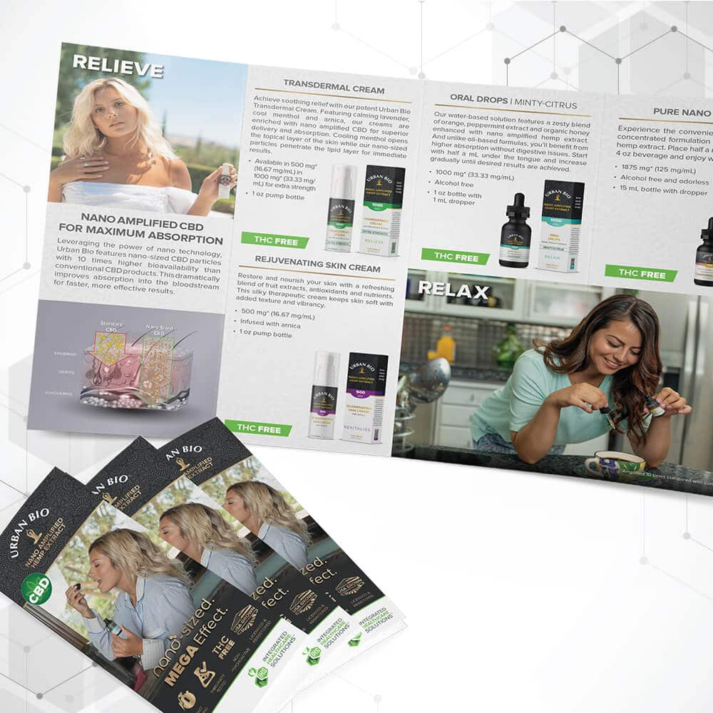 wholesale brochure packets